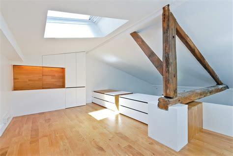 peinture blanche murs et plafond accents bois et caca d 39 oie