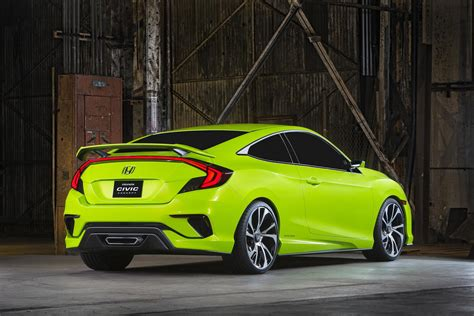 Honda Unveils The Allnew Civic 2016 In 7 Bold Colors