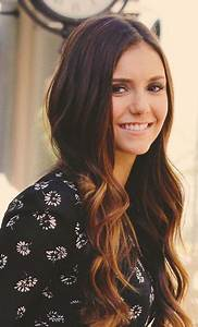 Nina Dobrev......she looks SO much like Emmanuelle Chriqui ...