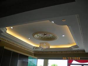 : Plaster Ceiling Project