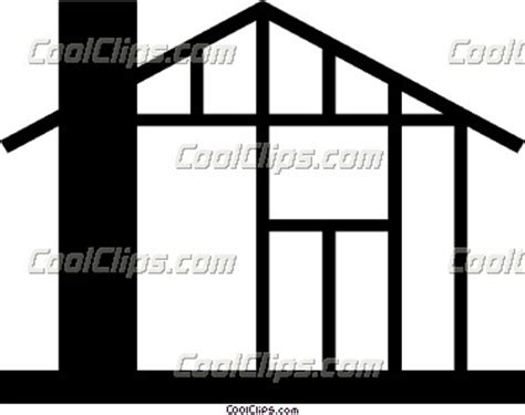 home construction clipart black and white house construction clipart
