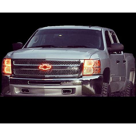 chevy bowtie colors chevy bowtie emblem multi color changing led rgb halo ring