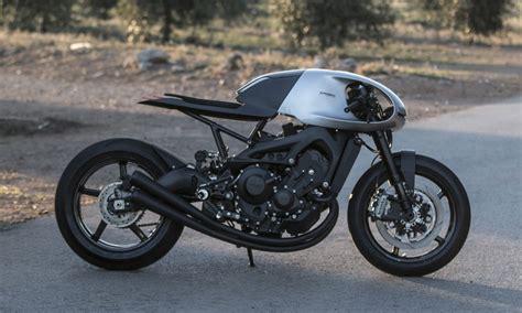 Auto Fabrica Type 11 Prototype Motorcycles