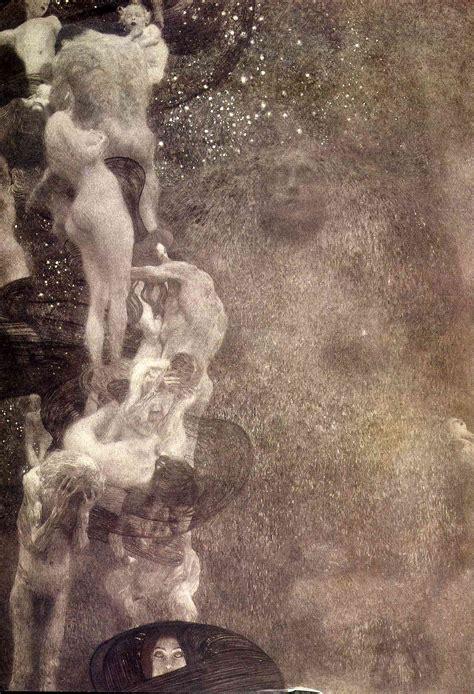 Klimt Of Vienna Ceiling Paintings by Philosophy State Gustav Klimt Wikiart Org