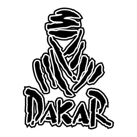 foto de Stickers Dakar Touareg Logo Autocollant 4x4
