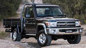 Toyota Landcruiser 70 Series Gets Stability And Traction