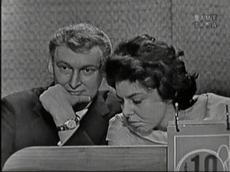 mike nichols and elaine may youtube what s my line elaine may mike nichols eamonn