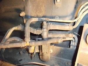 Chevy C10 P  U Tank Selector Valve Delete