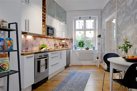 5 steps decorating the apartment kitchen at a small cost theydesign theydesign