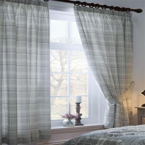 dreams drapes curtains dreams drapes tatton patchwork check pencil pleat