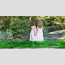 Best Friends Day  June 8  National Day Calendar