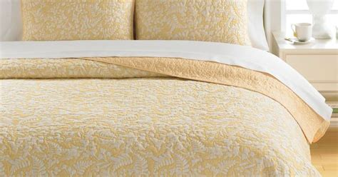 martha stewart collection bedding aspendale quilts