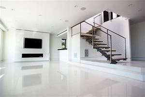 Modern white floor tile yelp for Modern white floor tile