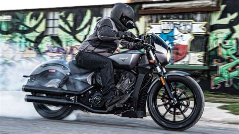 Two American Motorcycle Manufacturers Shut Down In One