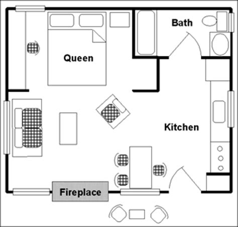 one room cabin floor plans jasper cabin rentals alpine cabin resort