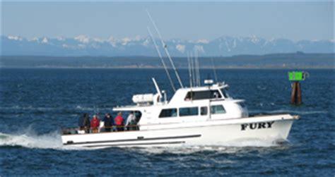 Charter Boat Fishing Westport Wa by Fury Sportfishing Westport Wa
