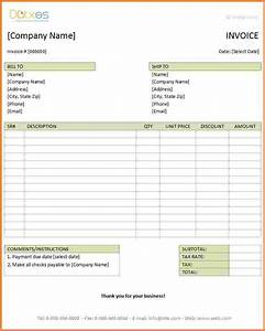 docs invoice template tomahawk talk invoice example With cashboard invoice template