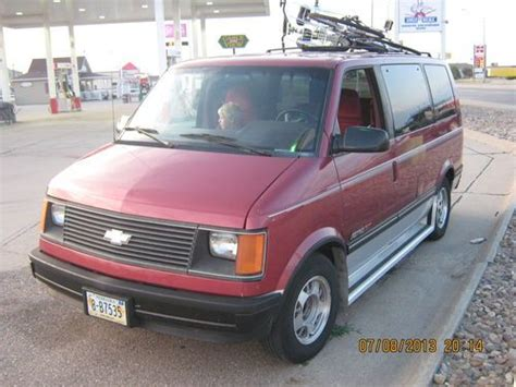 download car manuals 1998 chevrolet astro transmission control sell used 1994 chevrolet astro lt extended passenger van 3 door 4 3l in grand island nebraska