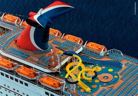 carnival sensation deck  plan cruisemapper