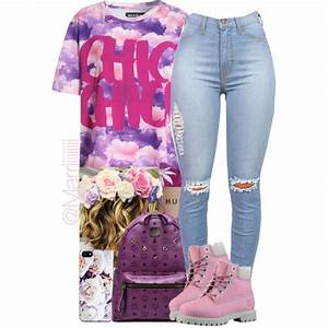 First day of school created by trill-forlife on Polyvore   Clothes I want   Pinterest   First ...