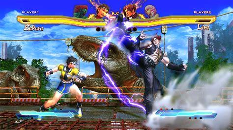 Street Fighter X Tekken Review Vita The Average Gamer