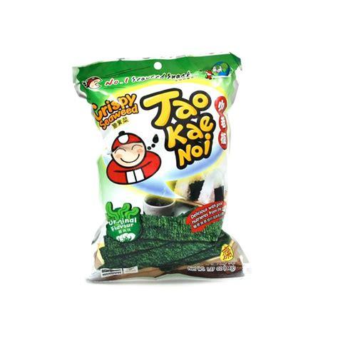 tao kae noi thailand tao kae noi crispy seaweed buy sous chef uk