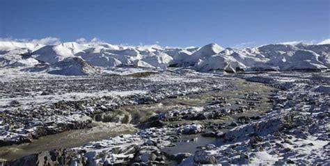 Tibetas ledājos atrasti 28 nezināmi vīrusi, kas var ...