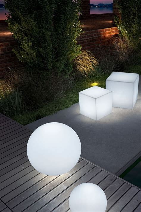 sphere lumen large multicolor stool furniture  decor