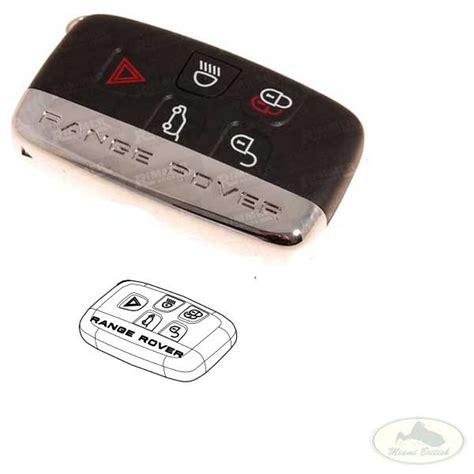 land rover remote key fob 433 mhz range 13 15 rr sport evoque lr038719 oem miami