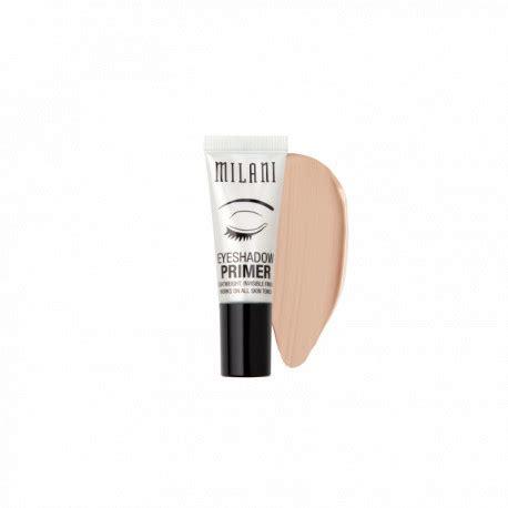 milani eyeshadow primer cosmeticos