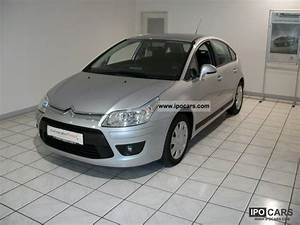 Fap Citroen C4 : 2009 citroen c4 hdi 90 fap airdream style car photo and specs ~ Maxctalentgroup.com Avis de Voitures