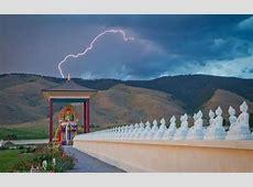 Tibetan Buddhism Montana Garden of One Thousand Buddhas