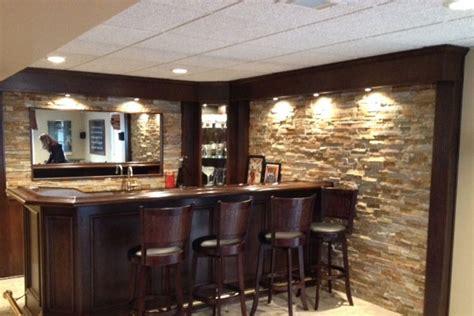 Cool Bar Ideas by Cool Basement Bar Ideas 10 Renovation Ideas