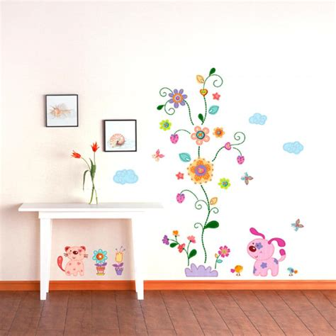 Wall Decor Stickers by Childrens Wall Stickers Wall Decals Home Design