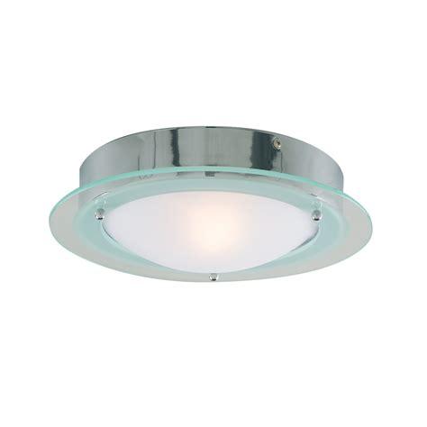 Bathroom Light Fitting by Searchlight 3108cc Bathroom 1 Light Flush Ceiling Fitting