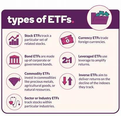 Etfs Types Ally Common Basics Investing Few