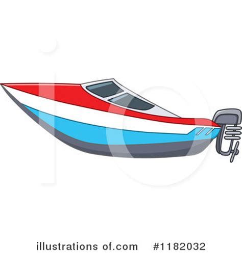 Speed Boat Art by Speed Boat Cartoon Clipart Clipart Suggest