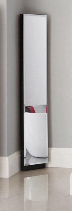 Mirrored Corner Bathroom Cabinet by Brand New Next Mirrored Corner Tallboy Bathroom Cabinet