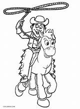 Cowboy Coloring Cowboys Pages Printable Sheet Cowgirl Cool2bkids Drawing Osu Getcolorings Getdrawings sketch template