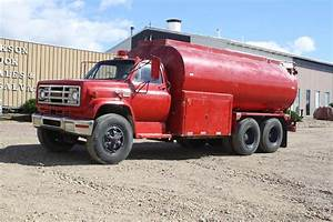 1979 Gmc 7000 Water Tank Truck For Sale