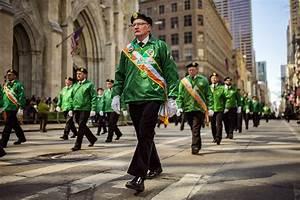 APphoto_St Patricks Day Parade NYC