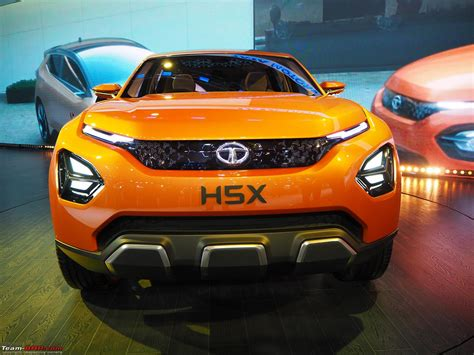 Tata Harrier Suv Set To Launch In Early 2019 ( H5x Based