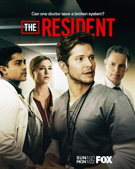 Image result for The Resident TV Show