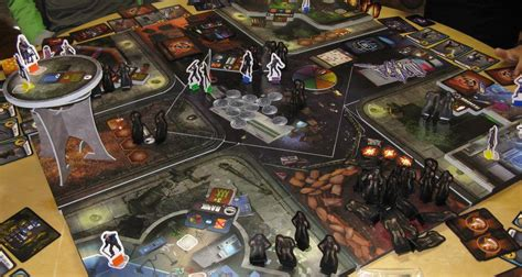 zombie board games game horror survival