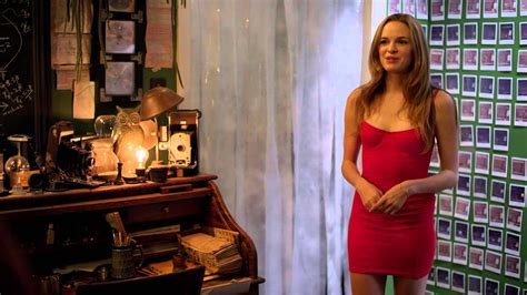 Danielle Panabaker (Time Lapse) HD - YouTube