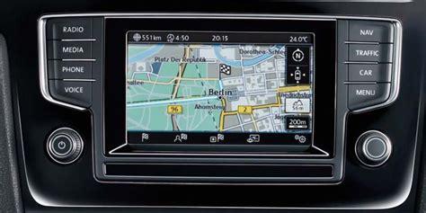navigationssystem discover media neuer golf neues infotainment autohaus uhlig in lunzenau