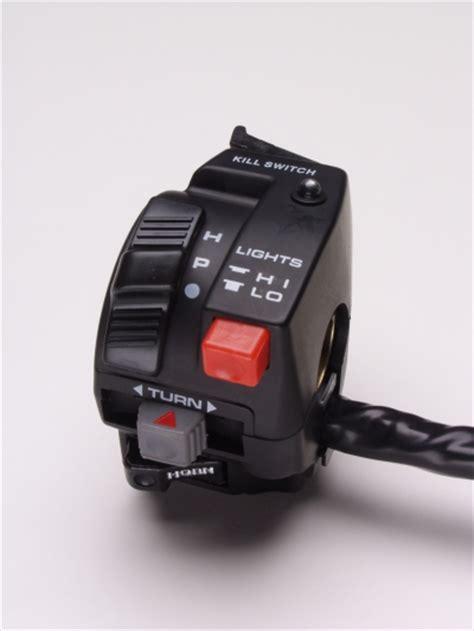 Honda Motorcycle Handlebar Wiring by Needed Wiring Diagram For K S 12 0040 Handlebar Switch