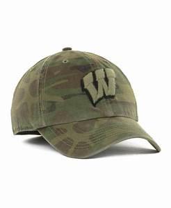 Lyst - 47 Brand Wisconsin Badgers Movement Franchise Cap ...