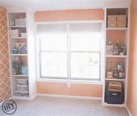 how to build a built in bookshelf How to Build Custom Built-In Bookcases