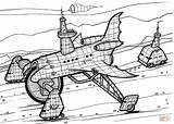 Space Coloring Shuttle Pages 4x4 Printable Drawing Paper Books Categories sketch template